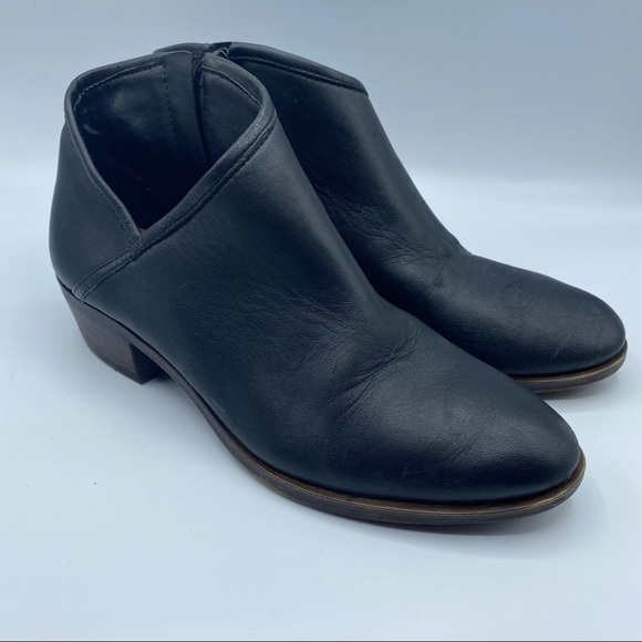 Lucky Brand Shoes   Sz 7 Black Leather